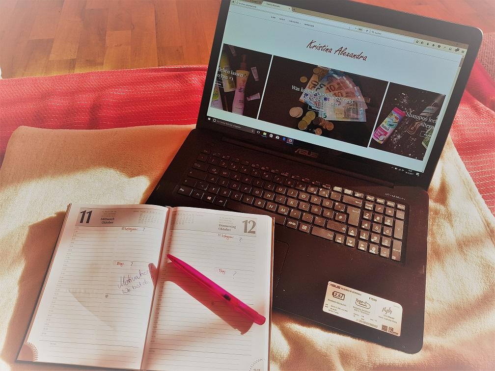 Motivation zum Bloggen finden
